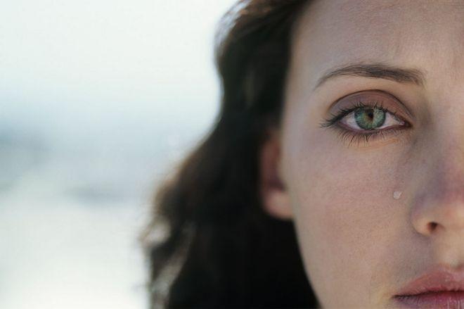 Woman-crying